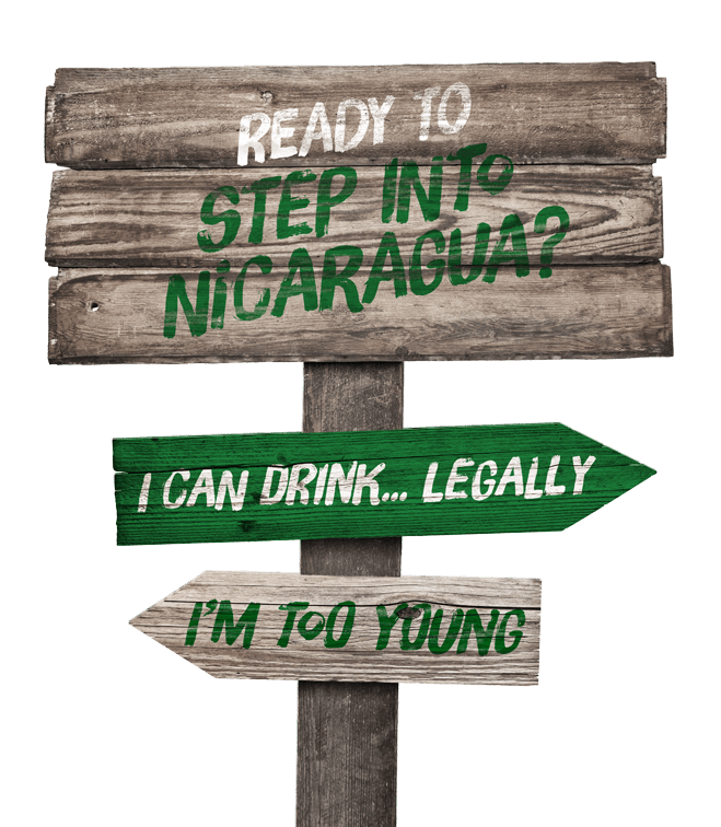 Ready to step into Nicaragua?